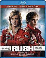 RUSH (COMBO BLU-RAY + DVD + DIGITAL COPY) (BLU-RAY) (BILINGUAL) (BLU-RAY)