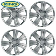 "Vauxhall Vivaro Wheel Trims 16"" Set of 4 Hub Caps Sportive Style Flare"