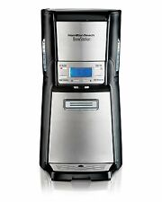 Hamilton Beach 12-Cup Coffee Maker, Programmable Brewstation Summit Dispensing