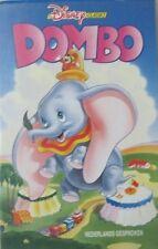 DOMBO  - WALT DISNEY  - VHS