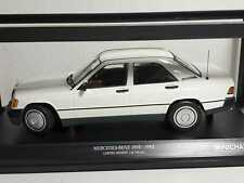 Minichamps 155037002 | Mercedes 190E W201 weiß 1982 | Modellauto 1:18