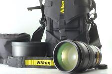 [Top Mint] Nikon AF-S Nikkor 200mm F2 G Super ED VR II N Lens w/ Hood from Japan