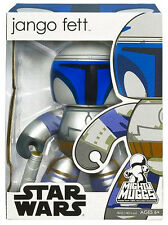 Jango Fett Star Wars Mighty Muggs Vinyl Exclusive Figure Hasbro New in Box