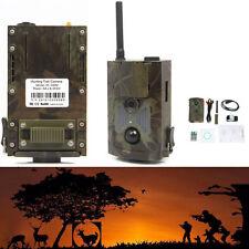 New Suntek HC-500M HD Wildlife Hunting Trail Camera 12MP GPRS GSM SMS Infrared