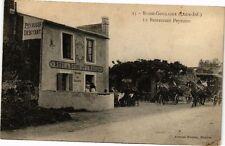 CPA  Basse-Goulaine (Loire-Inf.) - Le Restaurant Peyrusse   (222247)