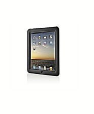 "Belkin Leather Sleeve for iPad fits up to 9.7"" - Black (F8N375CW)"