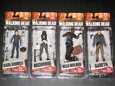 Walking Dead Series 7 Figures Michonne Carl Gareth Mud Walker Mcfarlane New Hot