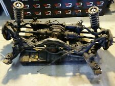 Nissan 300ZX Z32 non turbo differential 383 43M00 + frame & axles