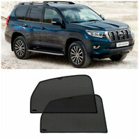 Front Door Car Window Sun Shade Shield Blind Mesh For Toyota Camry EUR 2012-2017