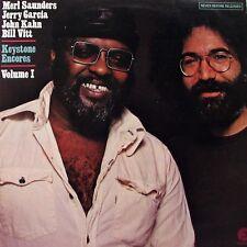 Jerry Garcia / Merl Saunders KEYSTONE ENCORES Volume 1 LP - Grateful Dead