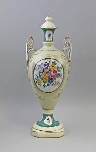9987202-d Porzellan Deckel-Amphoren-Vase