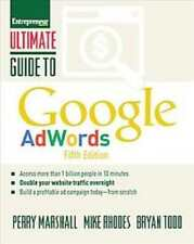 ULTIMATE GUIDE TO GOOGLE ADWORDS - MARSHALL, PERRY/ RHODES, MIKE/ TODD, BRYAN -