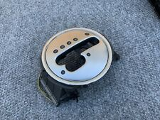 BENTLEY CONTINENTAL GT (04-10) CENTER CONSOLE SHIFT KNOB BOOT SHIFTER COVER OEM