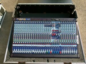 Midas Venice 320 32-Channel / Mixing Console c/w Flight case and dog box