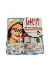 The Balm Appetit Eyeshadow Palette 13.5g FAST FREE SHIPPING!