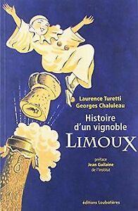 Limoux : Histoire d'un vignoble | Livre | état très bon