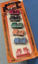 Jeep Pack ~ Die Cast set of 5 Jeeps