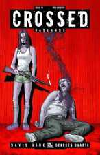 CROSSED Badlands (2012) #14 - Red Crossed Cover - New Bagged