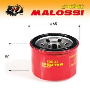 0313639 [MALOSSI] FILTRO OLIO RED CHILLI - YAMAHA T-MAX 500 4T (2001-2002-2003)