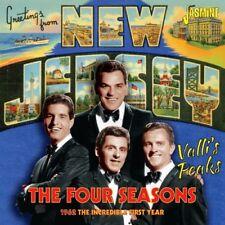 THE FOUR SEASONS - VALLI'S PEAKS  CD NEW+