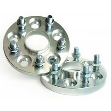 """2 Pcs Wheel Spacers 5X114.3 To 5X114.3 ( 5X4.5"""" )   67.1 CB   18MM For Mazda EVO"""