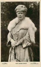 Real Photo Postcard Her Majesty Queen Mary