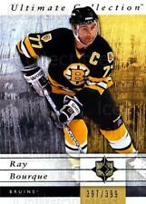 2011-12 UD Ultimate Collection #6 Ray Bourque