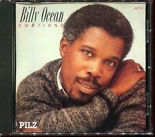 BILLY OCEAN - EMOTIONS - CD ALBUM [2828]