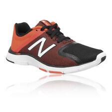Chaussures orange New Balance pour fitness, athlétisme et yoga