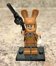 Genuine LEGO Minifigure - March Harriot - Complete from Batman Series 1 - tlbm17