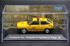 1:43 Altaya Volkswagen Gol Companhia de Engenharia de Trafego SP Models Diecast