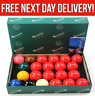 "Aramith Snooker Premier Ball Set - Full Size 22 Balls 2 1/16"" Inch Balls 52.4mm"
