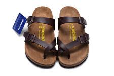 Women's Men's Unisex Birkenstock Mayari Birko-Flor Sandals Slipper Mules Shoes