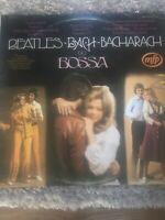 Beatles - Bach - Bacharach - Go Bossa - Vinyl Record Album LP - MFP5206 - 1971