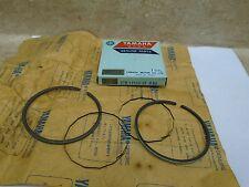 Yamaha 350 R5 TWIN New OEM  2nd Oversize .50 Piston Ring 1970 1971 1972 #