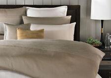 $650.00  BARBARA BARRY Set  -3 pcs - QUEEN Duvet cover + 2 European Pillow cases
