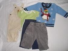 Baby Boy 6 - 9 Months 5 Piece Lot Childrens Place Gymboree Small Wonder Euc