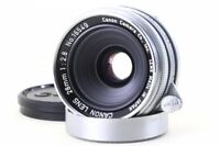 Canon 28mm F/2.8 Lens Leica Screw Mount LTM L39 from Japan 16549 Exc++