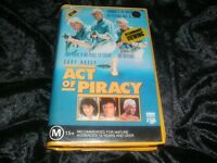 ACT OF PIRACY GARY BUSEY A  RARE FIND VHS VIDEO PAL~