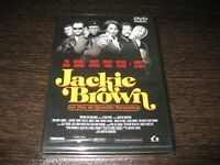 Jackie Brown DVD Pam Grier Samuel L.JACKSON Robert Foster Sealed New