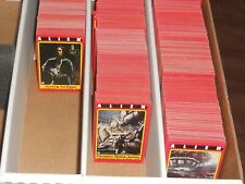 1979 topps alien cards, nm/mt, buy 10 or more FREE SHIPPING, see list/pics