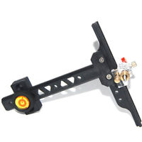 ABS Recurve Arrow Bowsight Adjustable Bow Sight Archery Hunting Target Shooting