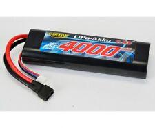 Carson 500608145 - Lipo-Rp-7.4V-4000Mah-25C-Round-T-Plug - Neu
