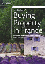 Collins Need to Know? - Buying Property in France, Penny Zoldan