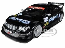 MERCEDES CLK DTM AMG 2002 #2 DIECAST CAR MODEL 1/18 BY MAISTO 38649