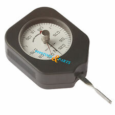 1.5N Dial Tension Gauge Doubles Pointer Force Meter Tension Meter ATN-1.5-2