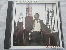 Philip Bailey - Inside Out - CBS CD manufactured in Japan no ifpi