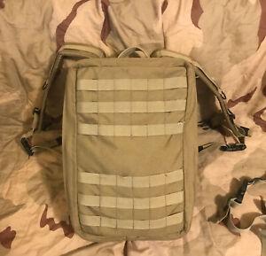 Tactical Tailor Medical Combat Back Pack Us Army Tan Usmc