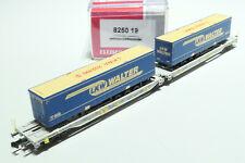 Fleischmann N DB AG AAE 6achs. Taschenw T2000 LKW Walter grau 825019 NEU OVP