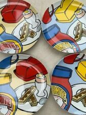 More details for set of 4 marmite pop art ecp design 8